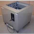 Mobile Containing Beheizte Körbe Stacker | Mobil enthalten oder CHU / B | Flache Plattform 510x510mm