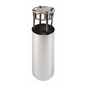 Mobile Containing Inbouwstapelaar Verwarmd | Mobile Containing DFR 240 | Borden 200-238mm
