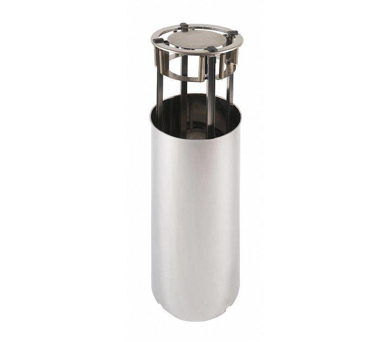 Mobile Containing Inbouwstapelaar Verwarmd | Mobile Containing DFR 210 | Borden 170-208mm