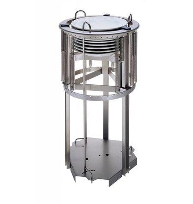 Mobile Containing Inbouwstapelaar Onverwarmd | Mobile Containing T 280 | Borden 180-260mm