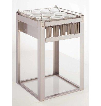 Mobile Containing Inbouwstapelaar Onverwarmd   Mobile Containing OR-C/B   voor Korven 500x500mm