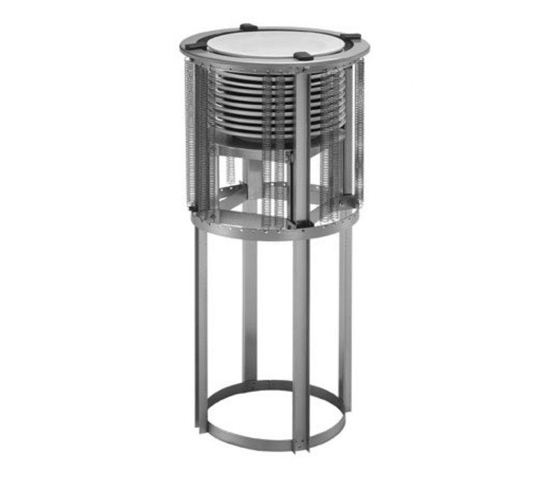 Mobile Containing Inbouwstapelaar Onverwarmd | Mobile Containing DFR 160 | Schotels 145-160mm