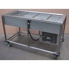 Mobile Containing Chilled Portioneerwagen | 3 x 1/1 GN | Mobile Containing