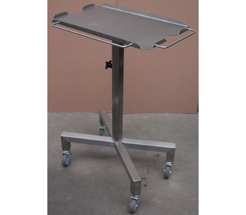 Mobile Containing Tray trolley 850x1250mm | Mobile Containing | Plateau Custom Made