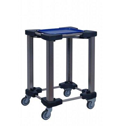Mobile Containing Tray Stacker | Mobil mit einem Gehalt DBS 335/540 | Tabletts 325x530mm