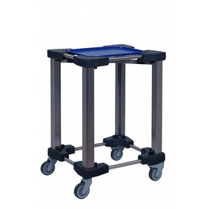 Mobile Containing Tray Stacker | Mobil mit einem Gehalt DBS 320/420 | Tabletts 320x420mm