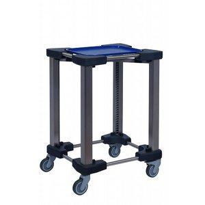 Mobile Containing Tray Stacker | Mobil mit einem Gehalt DBS 320/420 | Tabletts 320x420mm