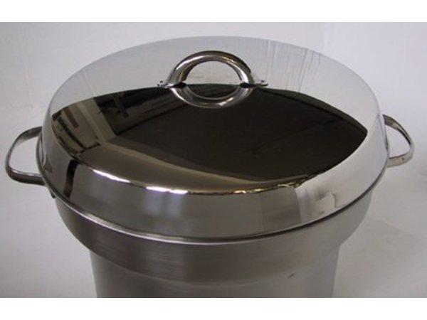 Mobile Containing Deckel mit Griff Portion Suppe Well | Mobil mit einem Gehalt