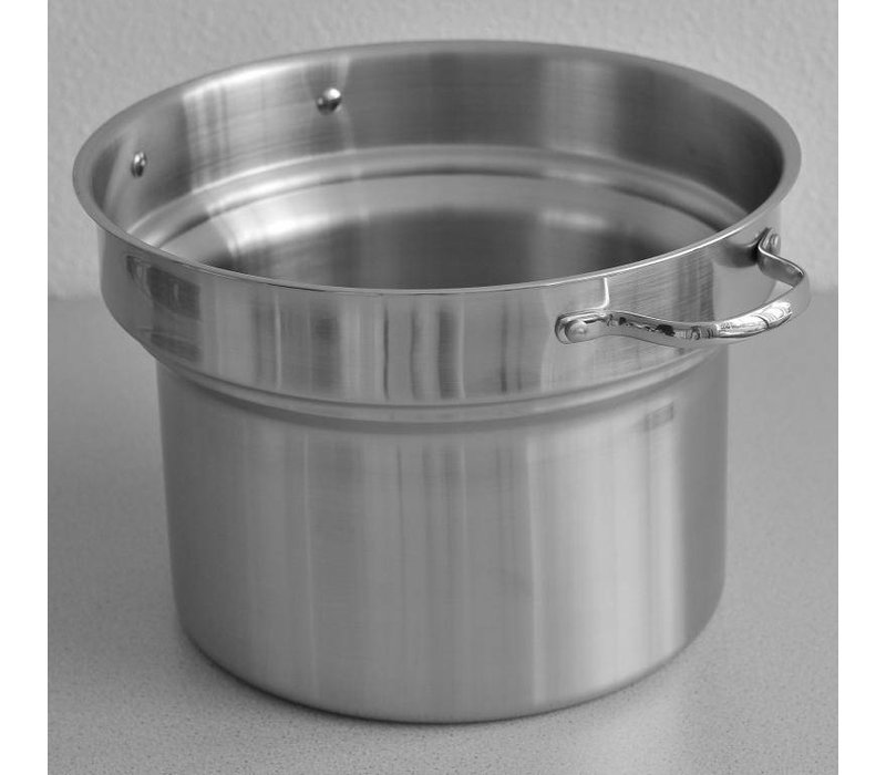 Mobile Containing Bowl with two handles serving Soup Well | 9 liter | Mobile Containing