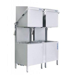 Rhima Für Waschen | Rhima PRM 7 GREEN | 765x805x1650mm | Geeignet für die WD-7