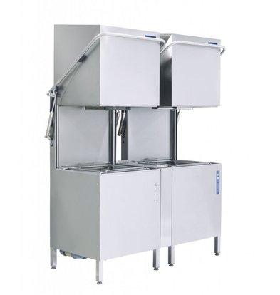 Rhima Für Waschmaschine Rhima PRM-7 GRÜN | 765x805x1650mm | Passend für WD-7