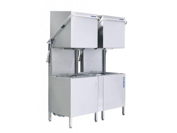 Rhima Voorwasmachine | Rhima PRM-6 GREEN | 765x710x1560mm | Geschikt voor WD-6