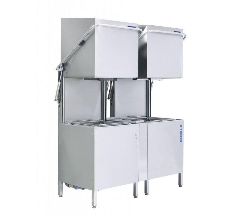 Rhima Für Waschen | Rhima PRM 6 GREEN | 765x710x1560mm | Geeignet für die WD-6