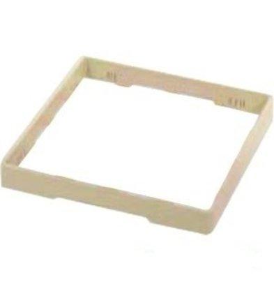 Rhima Kantenverstärkung Rhima | 50x50cm | beige | ohne Divider