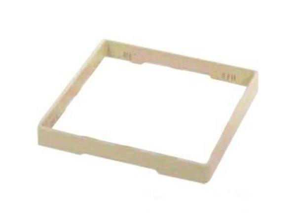 Rhima Kantenverstärkung Rhima   50x50cm   beige   ohne Divider