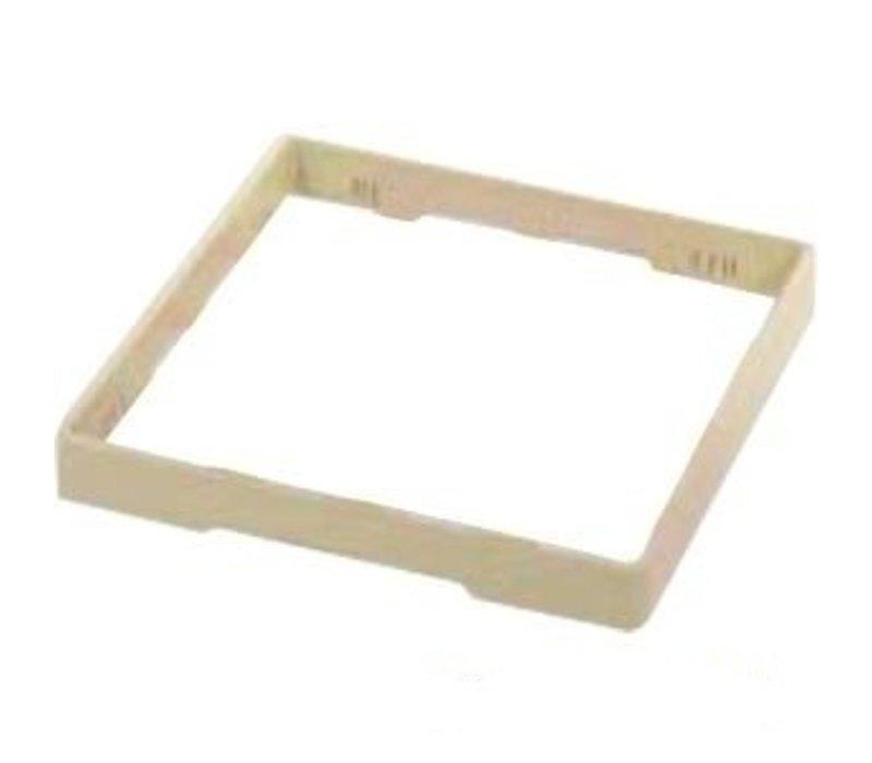 Rhima Edge enhancement RHIMA | 50x50cm | beige | without Divider