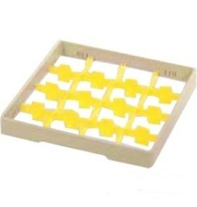 Rhima Kantenverstärkung Rhima | 50x50cm | beige | 16 Kurse