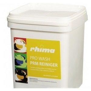 Rhima Vaatwasmiddel Pro Wash Powder PRM reiniger | Emmer | 150 sachets