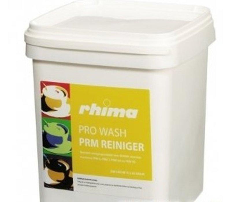 Rhima Pro Wash Waschpulver PRM Reiniger | Eimer | 150 Beutel