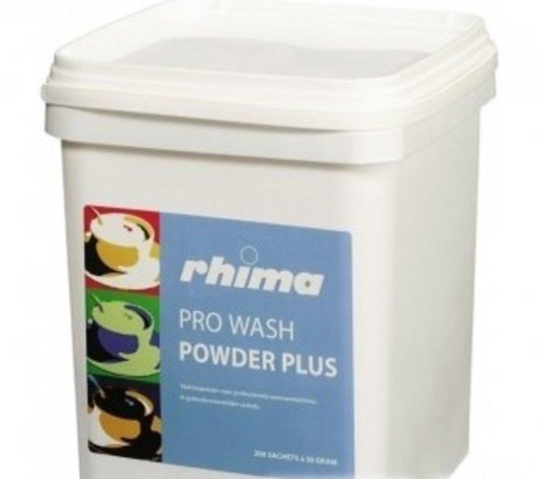 Rhima Pro Wash Waschmittel-Puder plus | Eimer | 10 kg