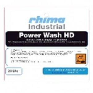 Rhima Waschmittel Wash Pro HD   PE-Kanister 20 Liter   Baked-on / Kisten Waschmaschinen
