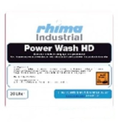 Rhima Waschmittel Wash Pro HD | PE-Kanister 20 Liter | Baked-on / Kisten Waschmaschinen