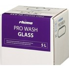 Rhima Detergent Wash Pro Glass | Bag in Box | 5 liter
