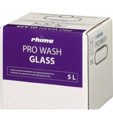 Rhima Waschmittel waschen Pro Glas | Bag in Box | 5 Liter