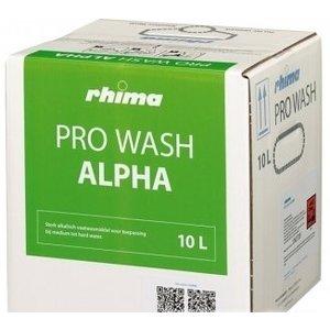 Rhima Vaatwasmiddel Pro Wash Alpha | Bag in Box | 10 liter