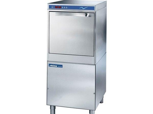 Rhima Vaatwasmachine 50x50cm | Rhima DR53E Plus | Incl. Waterontharder | 400V