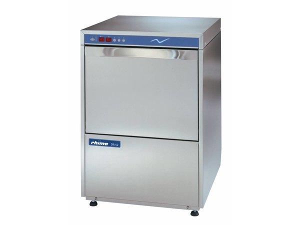 Rhima Dishwasher 50x50cm | RHIMA DR52ES | Incl. softener | 400V