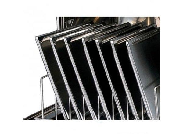 Rhima Geschirrspüler 50x50cm | Rhima DR52ES | Inkl. Weichmacher | 400V