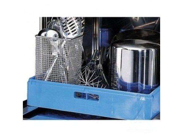 Rhima Vaatwasmachine 50x50cm | Rhima DR52E Plus | Incl. Breaktank en Naspoeldrukverhogingspomp | 400V