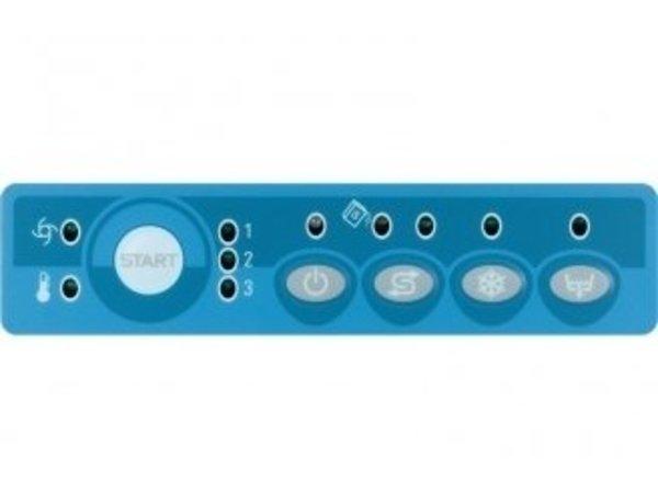 Rhima Vaatwasmachine 50x50cm   Rhima DR50iS   Incl. Waterontharder   Keuze 230/400V