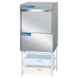 Rhima Dishwasher   RHIMA DR50i PLUS   Choice 230 / 400V   Incl. Break Tank and Naspoelverhogingspomp
