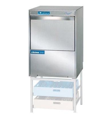 Rhima Dishwasher | RHIMA DR50i PLUS | Choice 230 / 400V | Incl. Break Tank and Naspoelverhogingspomp