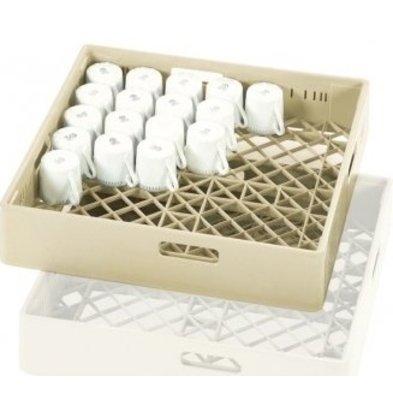 Rhima Universal-Basket Rhima | 50x50cm | Glashöhe 70mm | beige