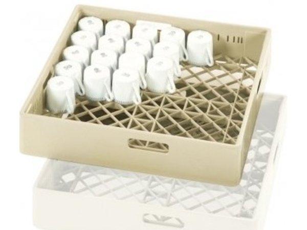 Rhima Universal-Basket Rhima   50x50cm   Glashöhe 70mm   beige
