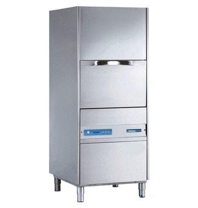 Rhima Pot-Wasch | Rhima DR 180E HR plus | 550x665mm Edelstahlkorb