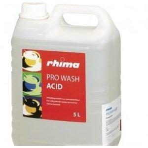 Rhima Ontkalkingsmiddel Pro Wash Acid | PE-Can 2 x 5 liter