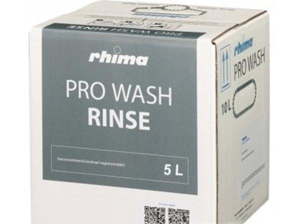 Rhima Naspoelmiddel Pro Wash Rinse | Bag in Box | 5 liter