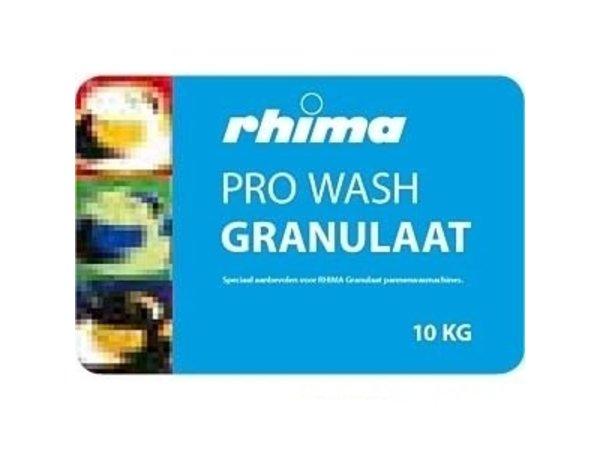 Rhima Granular Pro Wash granules | 10kg bucket