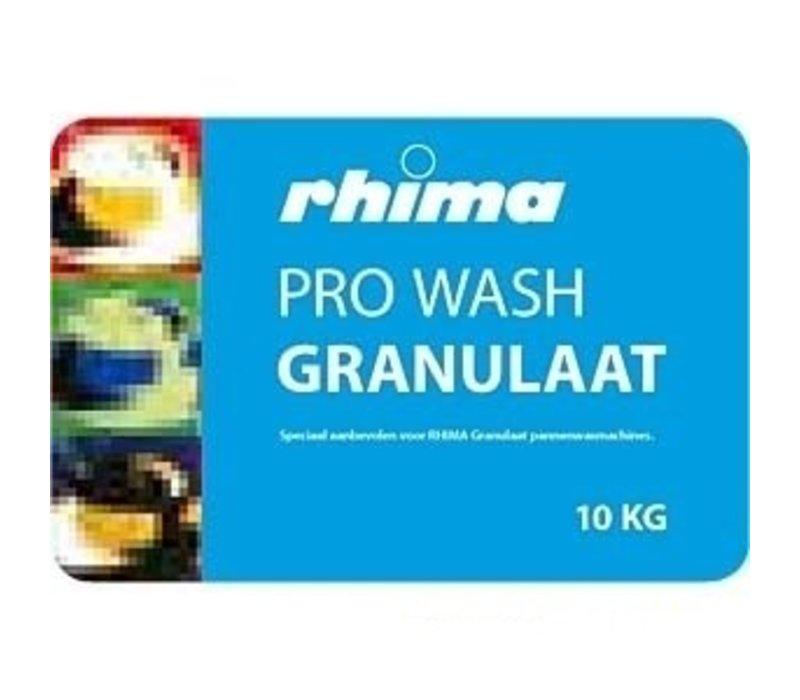 Rhima Granulaatkorrels Pro Wash Granulaat | Emmer 10kg