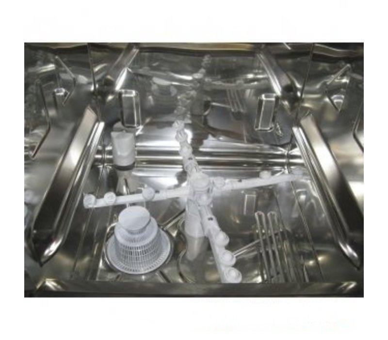 Rhima Glasswasher 40x40cm | RHIMA DR39S | Incl. softener | 450x530x700mm