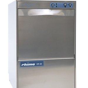 Rhima Glazenspoelmachine 40x40cm | Rhima DR39 | 450x530x700mm