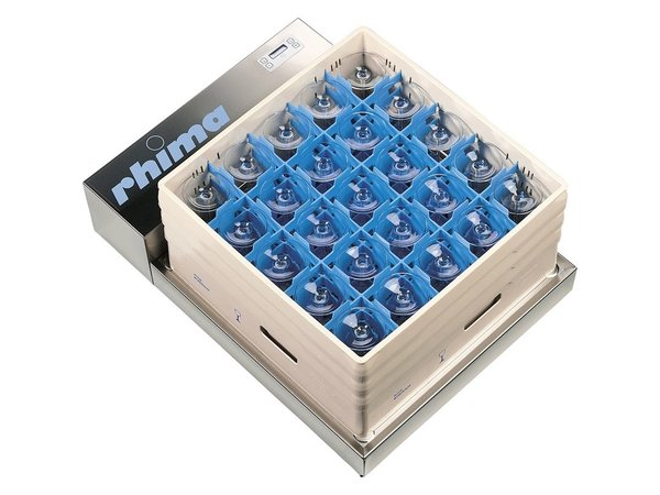 Rhima Droogplateau RVS 500   Geschikt voor Korven 50x50cm