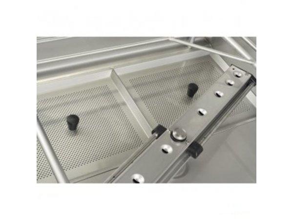 Rhima Doorschuifvaatwasser 60x40cm | Rhima WD-6 PLUS GREEN | Incl. Breaktank en Naspoeldrukverhogingspomp