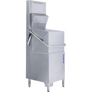 Rhima Pass Trough Dishwasher | 3 washing cycles | RHIMA WD-7 Green Plus | 600x657x1540 / 2080mm