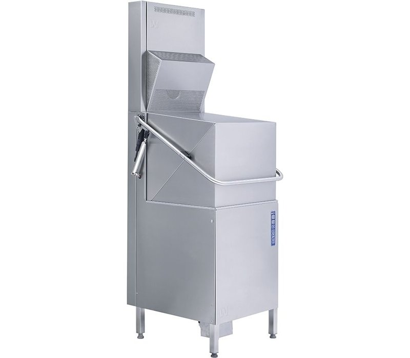 Rhima Doorschuifvaatwasser | 3 Wascycli | Rhima WD-7 Green Plus | 600x657x1540/2080mm
