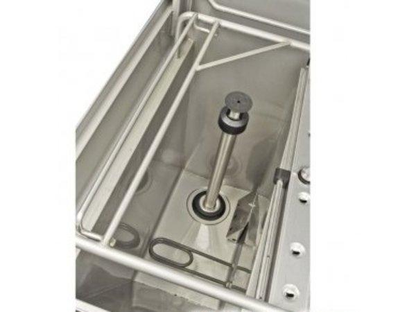 Rhima Pass Trough Dishwasher   3 washing cycles   RHIMA WD-6 Green Plus   600x657x1430 / 1875mm